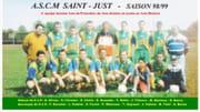 Ascm saint just saint just copains d 39 avant - Agence saint louis lunel ...