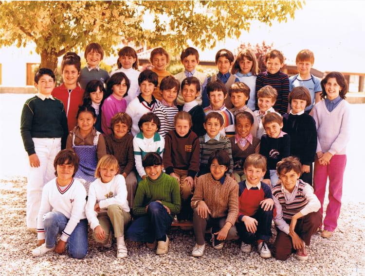 Photo de classe ce2 1981 1982 de 1981 ecole jacques - Piscine saint maurice de beynost ...