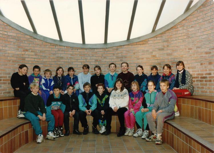 Photo de classe 6eme de 1993, COLLEGE ALFRED KASTLER   Copains d u0026#39;avant