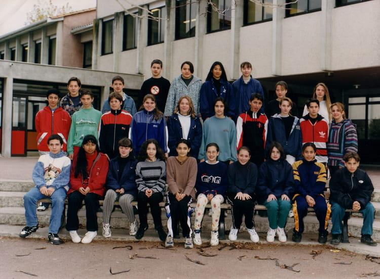 photo de classe 4 232 me 2 de 1997 coll 232 ge porte du m 233 doc copains d avant