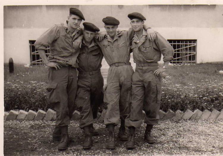 Photo de classe Classe 62 2/B de 1962 1er R.i.m. - Copains du0026#39;avant
