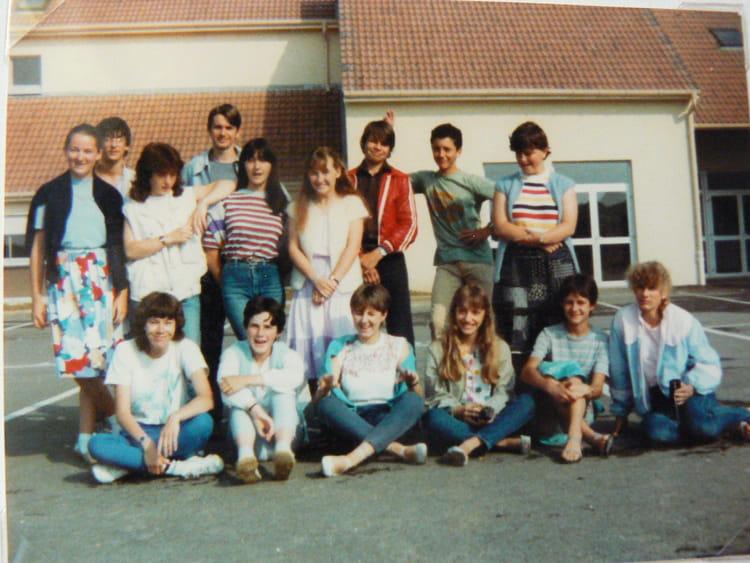 Photo de classe 3 me 3 verdun sur le doubs de 1983 - Piscine verdun sur le doubs ...