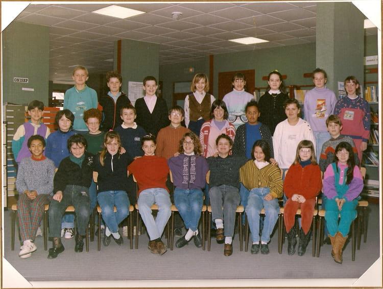 photo de classe 6 2 de 1990 coll ge marie no l copains. Black Bedroom Furniture Sets. Home Design Ideas