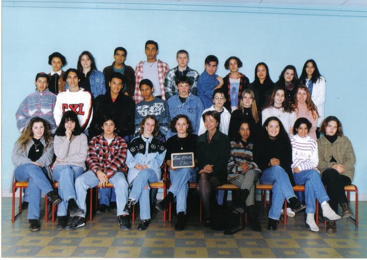 Photo de classe bep compta de 1994 lyc e professionnel - Lycee craponne salon ...