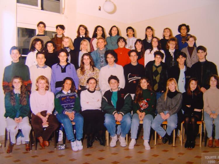 photo de classe 2nd 13 ann e scolaire 90 91 de 1991 lyc e albert calmette copains d 39 avant. Black Bedroom Furniture Sets. Home Design Ideas