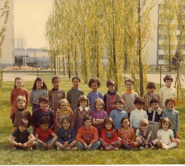 Photo de classe ce2 de 1975 ecole henri wallon saint - Boulanger saint pierre des corps ...