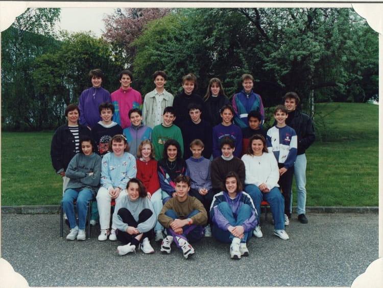 Gerzat France  City pictures : ... FRANCE GERZAT de 1991, Collège Anatole France Copains d'avant
