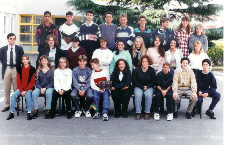 photo de classe classe de 3 2 rosa bonheur de 1994