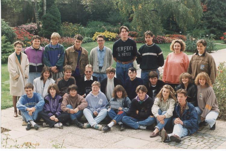 Photo de classe bta technico commercial de 1990 ecole d for Horticulture et paysage