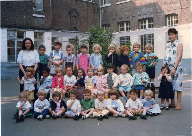 Photo de classe ecole saint michel lille de 1987 for Ecole cuisine lille
