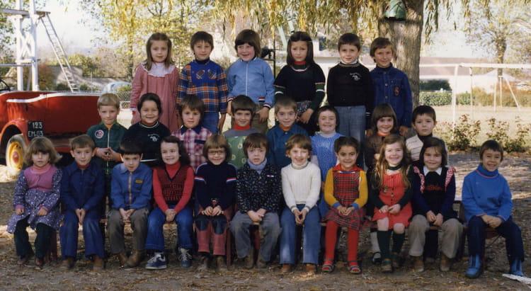 Photo de classe classe maternelle de cosne d 39 allier 03430 for Garage cosne d allier