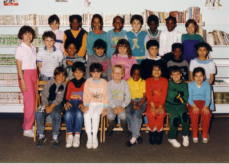 photo de classe classe de ce 1 de 1986 jules ferry copains d 39 avant. Black Bedroom Furniture Sets. Home Design Ideas
