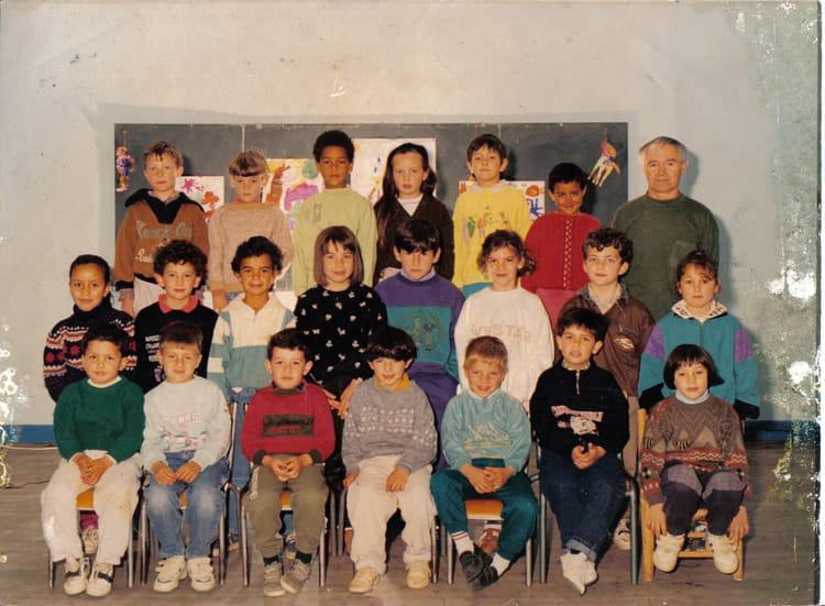 Photo de classe cp de 1993 ecole de la paillole for Albefeuille lagarde