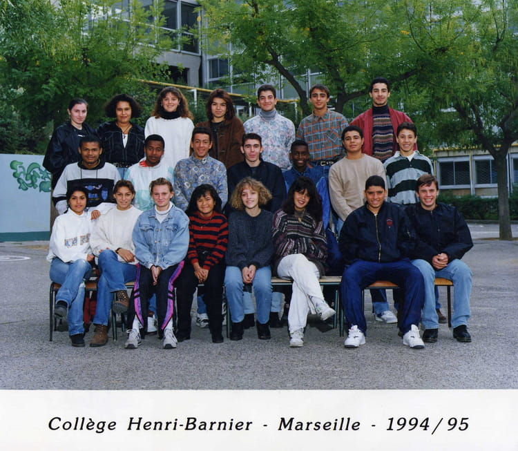 photo de classe 3 me techno de 1995 college henri barnier copains d 39 avant. Black Bedroom Furniture Sets. Home Design Ideas