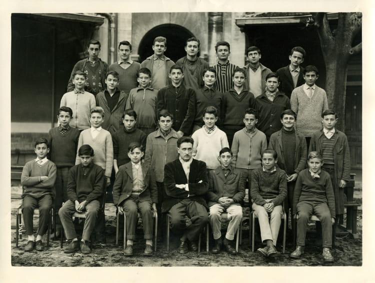 Photo de classe 3eme m6 1960 1961 de 1960 lyc e alphonse for Lycee alphonse daudet