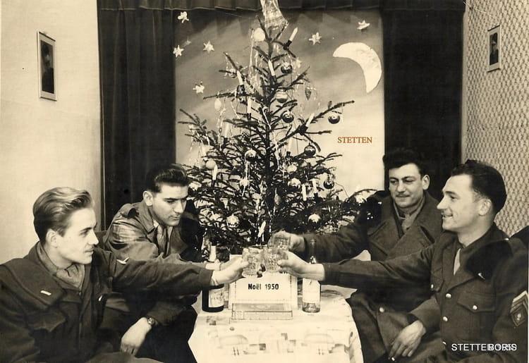 deco noel 1950