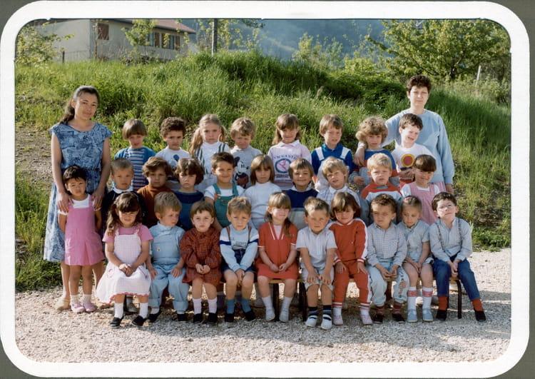Photo de classe maternelle saint pierre de commiers de for Maison saint georges de commiers
