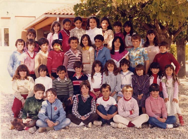 Photo de classe cm1 de 1982 ecole jacques prevert saint - Piscine saint maurice de beynost ...