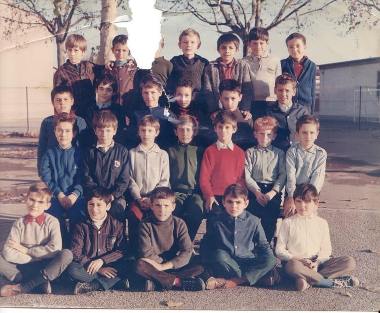 Photo de classe ecole jh fabre avignon de 1971 coll ge - Ecole de decoration avignon ...