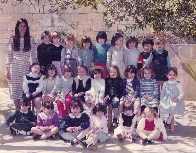 photo de classe maternelle 1ere annee 1983 de 1983 ecole marie immaculee libourne copains d. Black Bedroom Furniture Sets. Home Design Ideas