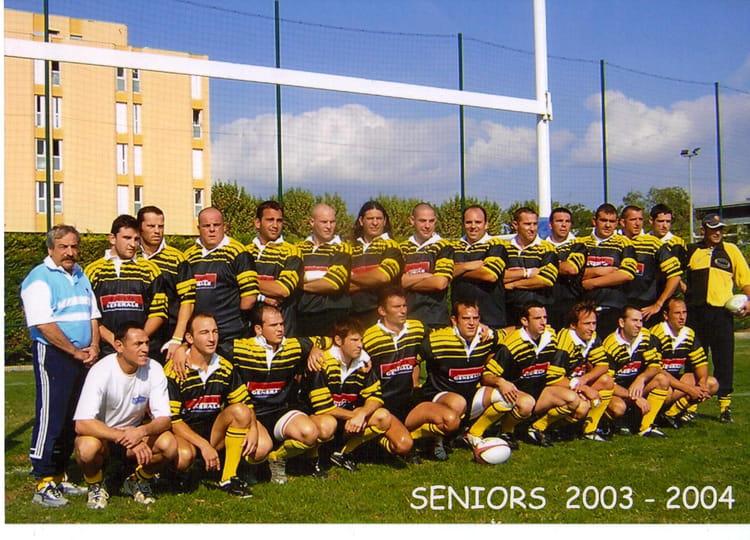 Photo de classe s niors 2003 2004 de 2004 sporting club for Sporting club salonais