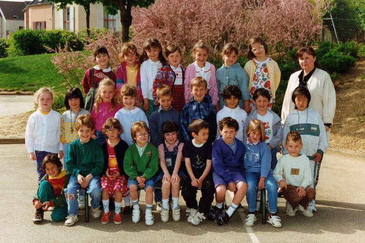 photo de classe ann e scolaire 1993 1994 de 1993 ecole les piedalloues auxerre copains d 39 avant. Black Bedroom Furniture Sets. Home Design Ideas