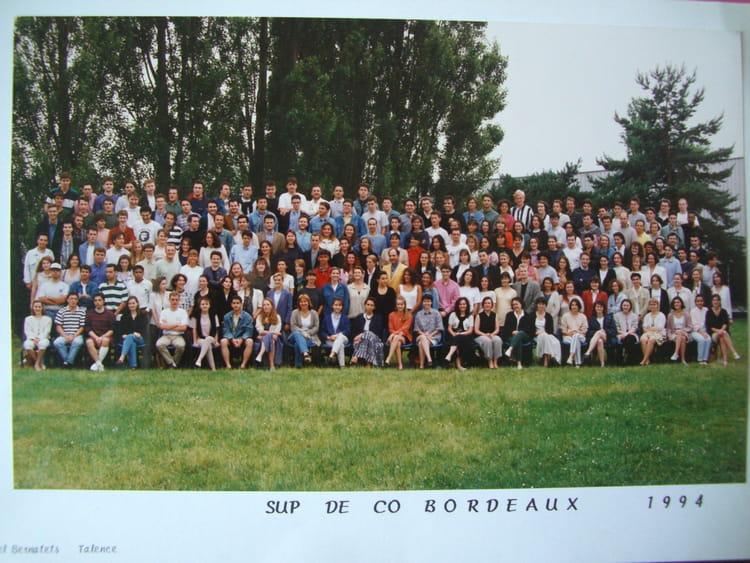 photo de classe esc bordeaux promo 94 de 1994 esc. Black Bedroom Furniture Sets. Home Design Ideas