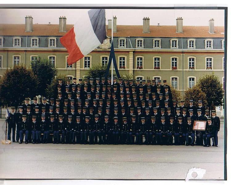 photo de classe photo de stage gie de 1991 ecole gendarmerie chaumont esog copains d 39 avant. Black Bedroom Furniture Sets. Home Design Ideas