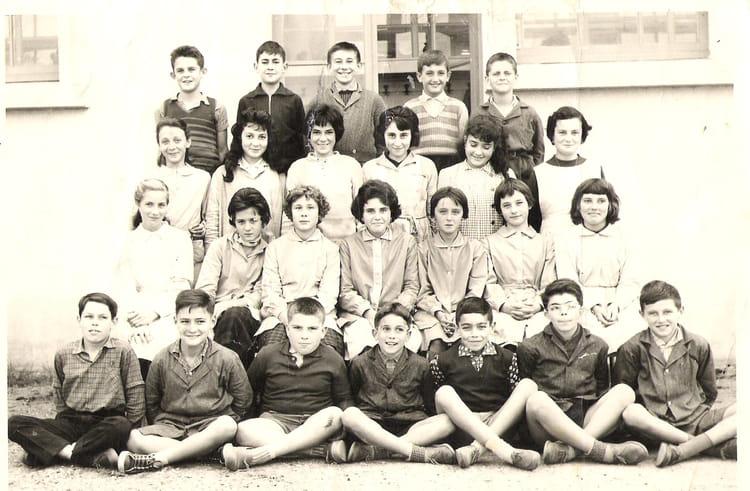 Photo de classe ecole de carre libourne de 1961 ecole - Mr bricolage libourne ...