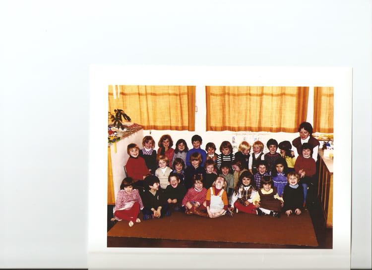 photo de classe cp ce1 de 1982 ecole jules ferry brie comte robert copains d 39 avant. Black Bedroom Furniture Sets. Home Design Ideas