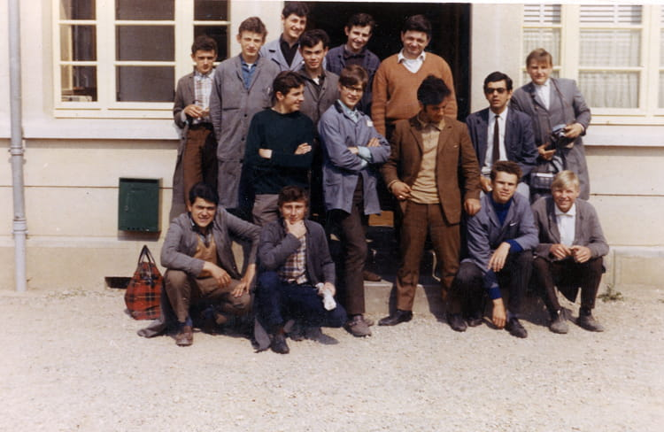 Photo De Classe 2ieme Ann U00e9e Section Cuisine De 1966  Lyc U00e9e