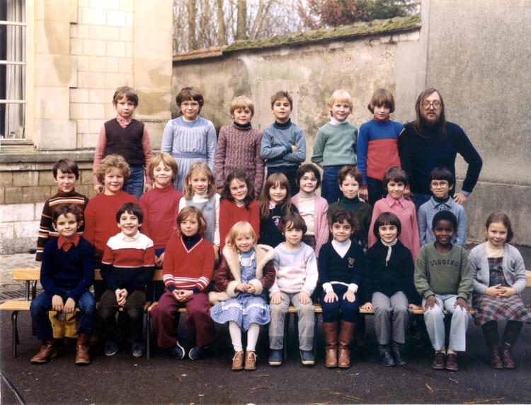 Photo de classe ecole primaire de la rue noas de 1984 for Piscine de nangis