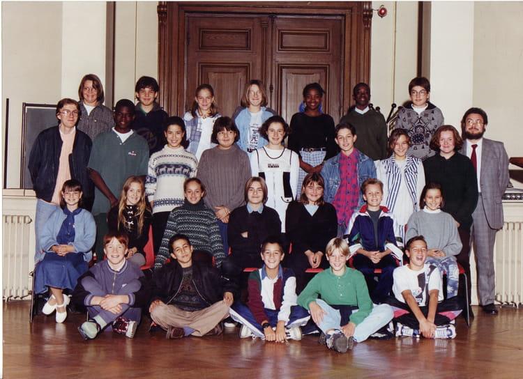 photo de classe 5eme de 1996 coll ge jean lecanuet copains d 39 avant. Black Bedroom Furniture Sets. Home Design Ideas