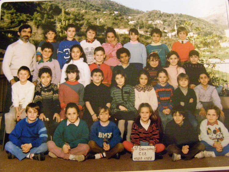 Photo de classe antoine de st exupery de 1987 ecole for Salon saint exupery