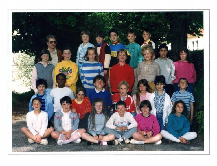 photo de classe classe mairie st jean de bournay de 1986 ecole primaire saint jean de bournay. Black Bedroom Furniture Sets. Home Design Ideas