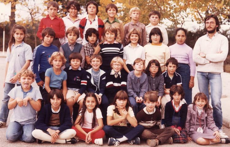 Photo de classe CM2 de 1981, ECOLE BOIS DE LA BARTHE  ~ Ent Bois De La Barthe