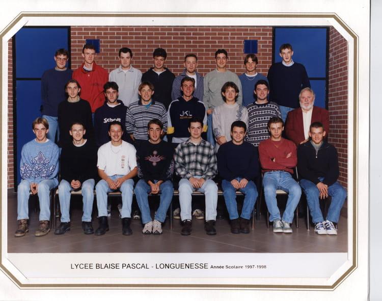 Photo de classe bts mai1 de 1997 lyc e blaise pascal cit - Art cuisine longuenesse ...
