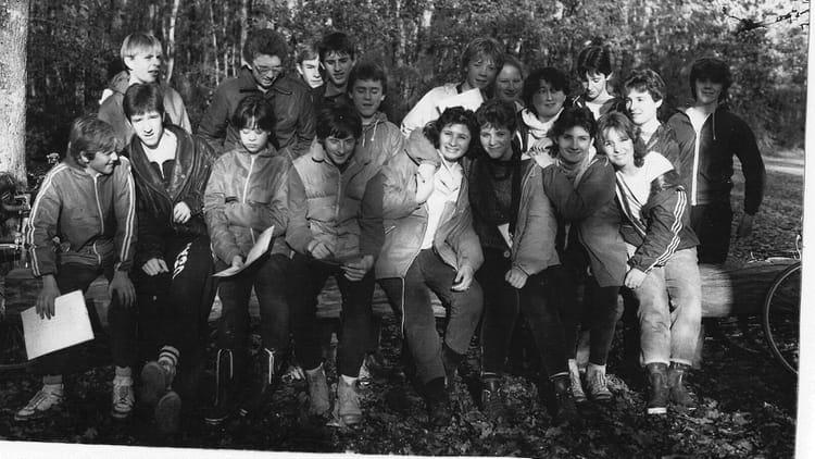 de classe 4ème D de 1986, Collège Du Bois Dorceau  Copains davant ~ College Bois D Orceau
