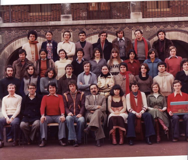 photo de classe prepa hec de 1976 lyc e louis le grand copains d 39 avant. Black Bedroom Furniture Sets. Home Design Ideas