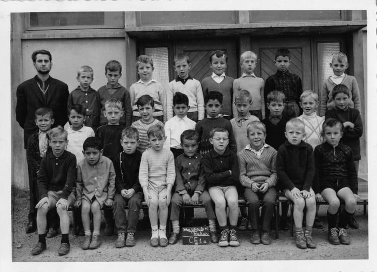 photo de classe ce1 de 1965 ecole louis pasteur maizieres les metz copains d 39 avant. Black Bedroom Furniture Sets. Home Design Ideas