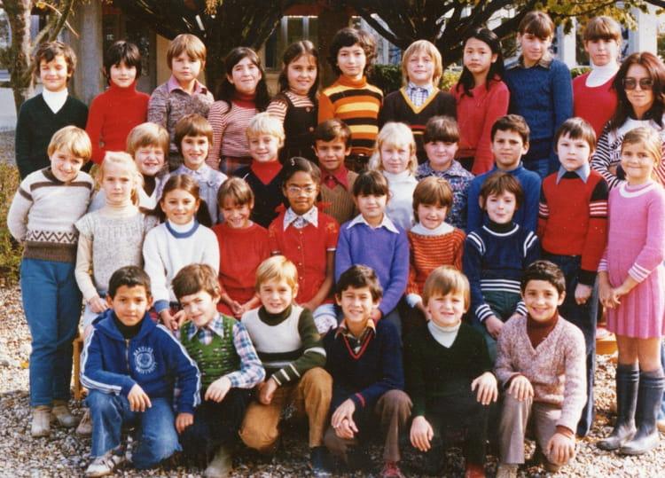Photo de classe ce2 de 1980 ecole jacques prevert saint - Piscine saint maurice de beynost ...