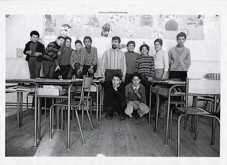 photo de classe mr saly de 1968 ecole du petit nanterre copains d 39 avant. Black Bedroom Furniture Sets. Home Design Ideas