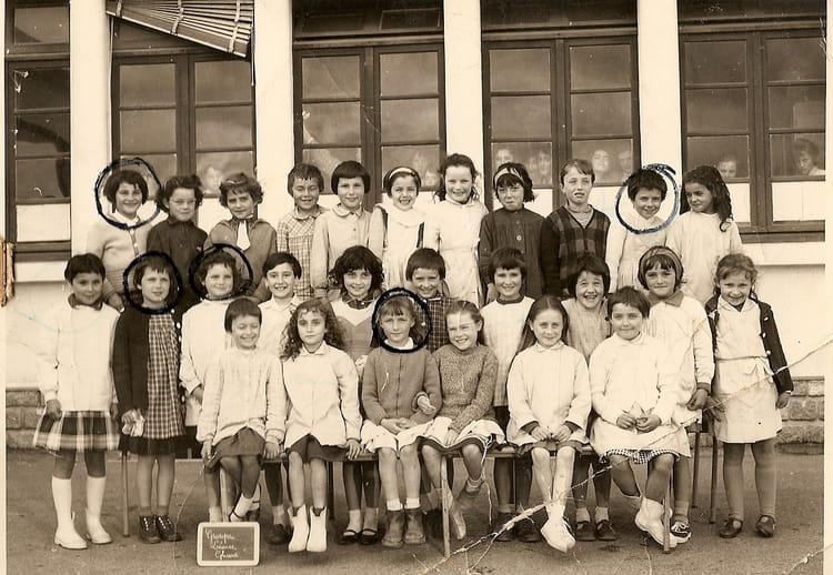 Photo de classe ce 2 de 1962 ecole leonce gluard la - Cours cuisine la roche sur yon ...