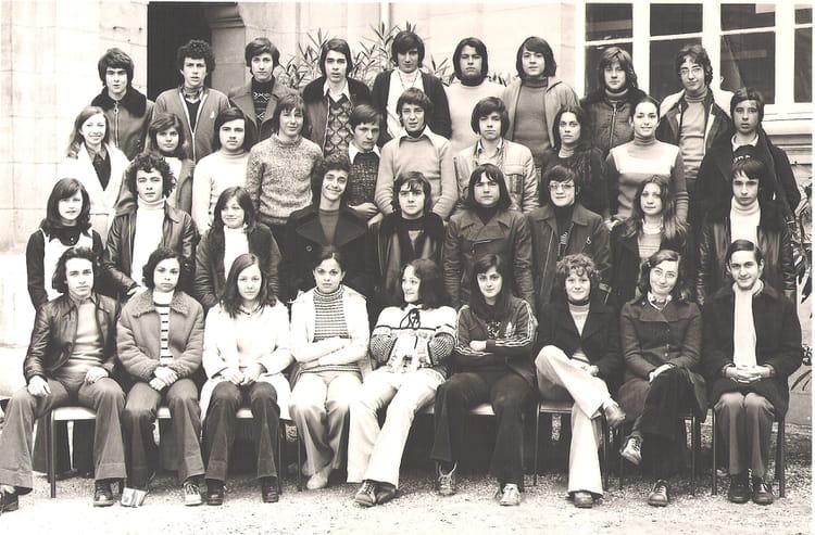 Photo de classe 2nde c de 1974 lyc e alphonse daudet for Lycee alphonse daudet