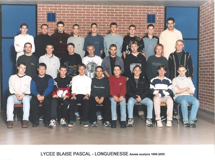 Photo de classe terminal lectronique de 1999 lyc e - Art cuisine longuenesse ...
