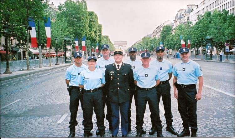 réserve dans la gendarmerie