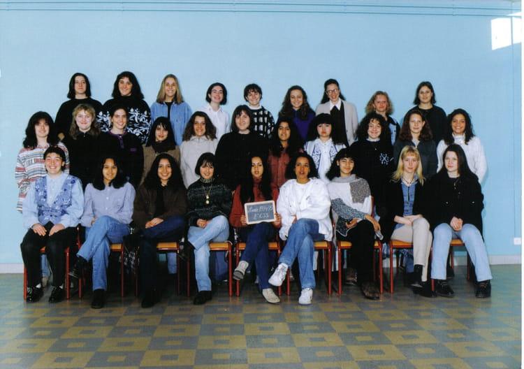 Photo de classe terminalle css de 1994 lyc e - Lycee craponne salon ...
