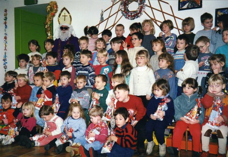 photo de classe maternelle de 1995 cole maternelle k dange sur canner copains d 39 avant. Black Bedroom Furniture Sets. Home Design Ideas