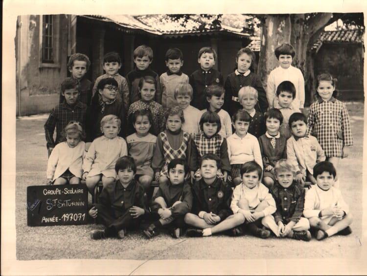 Photo de classe maternelle 70 71 de 1971 ecole jean - Ecole de decoration avignon ...