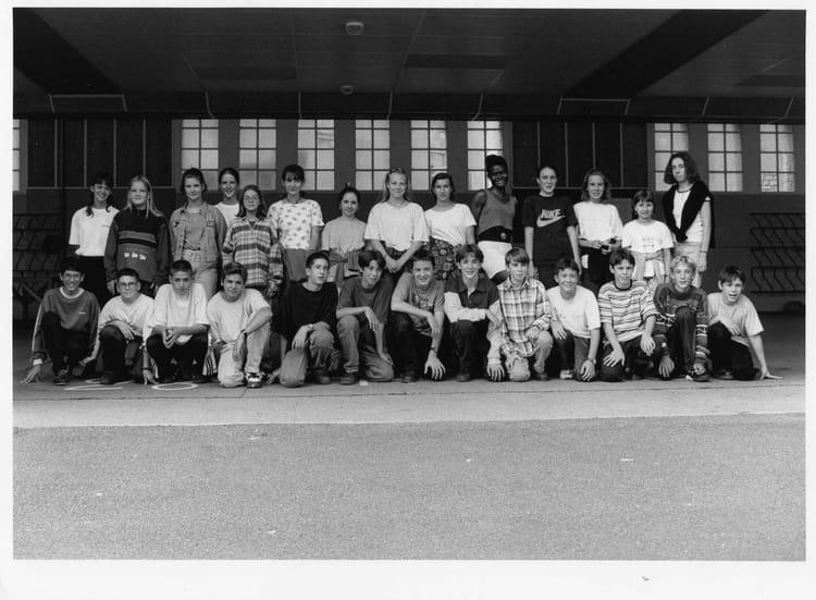Photo de classe 4ea 1996 1997 de 1996 coll ge du jardin des plantes copains d 39 avant - College du jardin des plantes ...
